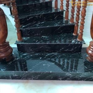 Đá ốp cầu thang PB02