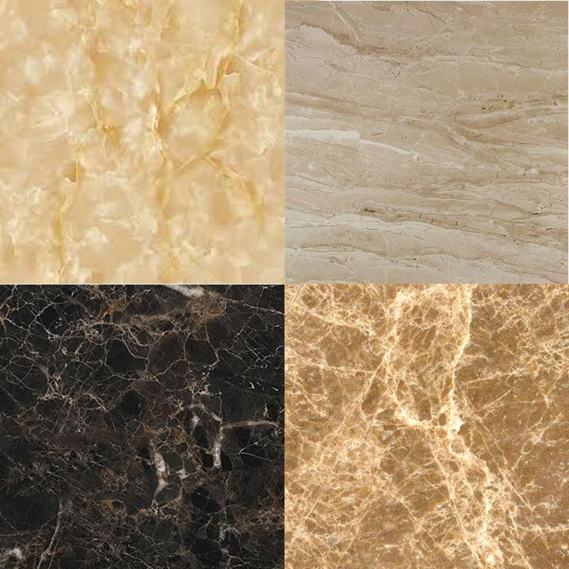 Vân đá Marble rất đa dạng