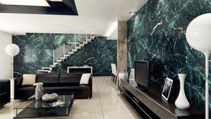Đá marble xanh Ấn Độ