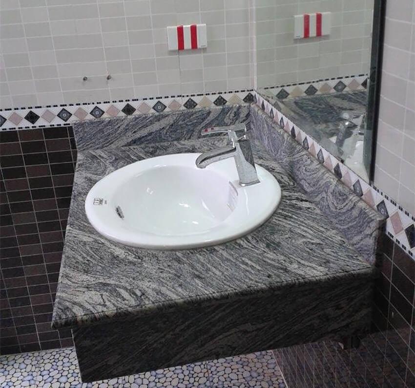 Những loại đá nào được sử dụng làm đá bàn lavabo