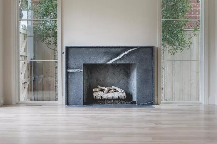 Ý tưởng thiết kế đá trang trí không gian phòng khách