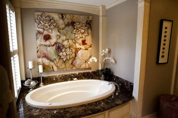 Những mẫu đá bàn lavabo đẹp nhất hiện nay