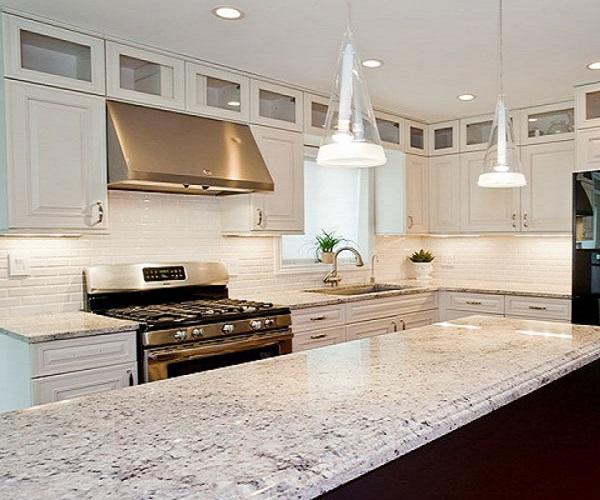 Đá granite ốp bàn bếp
