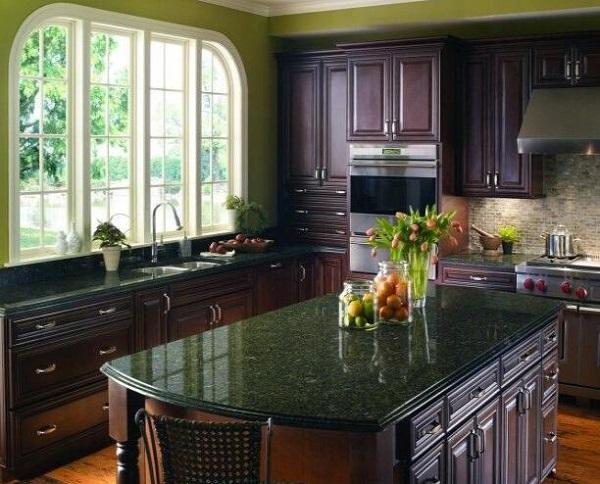 Đá granite xanh chất lượng