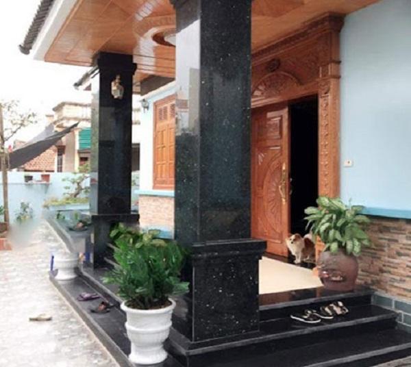 Tại sao nên sử dụng đá ốp cột, trụ cột cổng nhà?